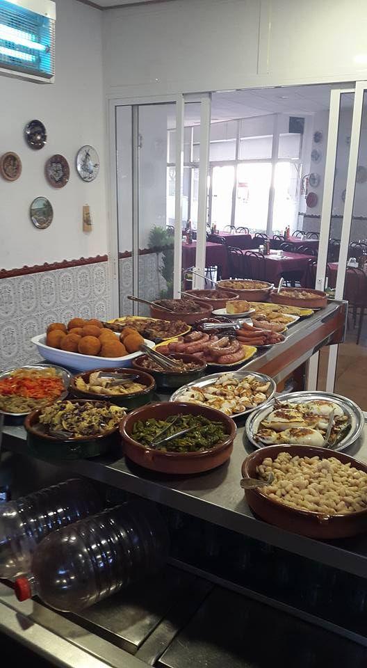 Restaurante de menú diario en Constantí