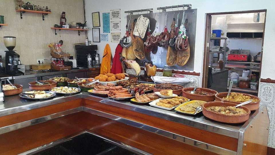 Restaurante con una amplia y variada carta en Constantí