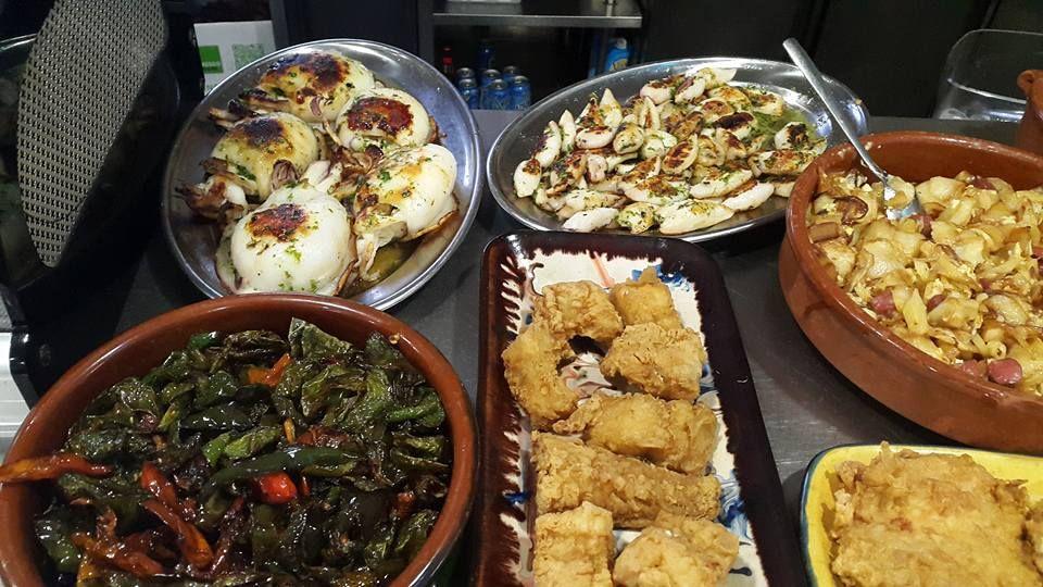 Comida tradicional casera en Constantí