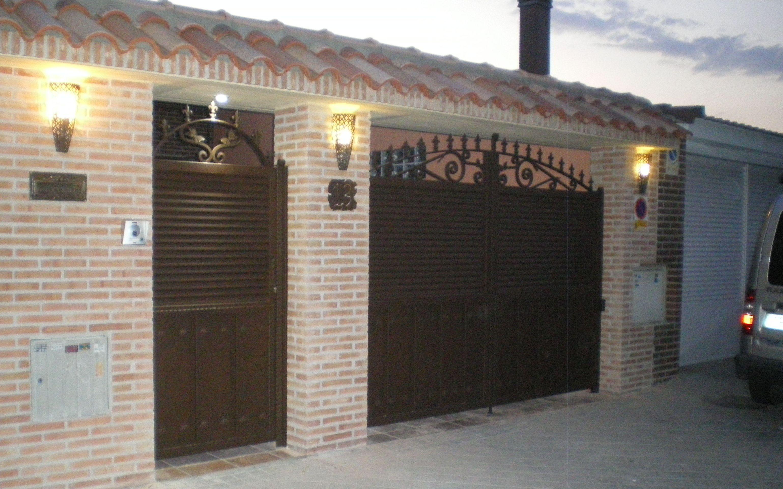 P6 - Puerta de acceso