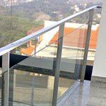 Barandillas de acero inoxidable : Trabajos de Cerrajería Alberto Bautista.