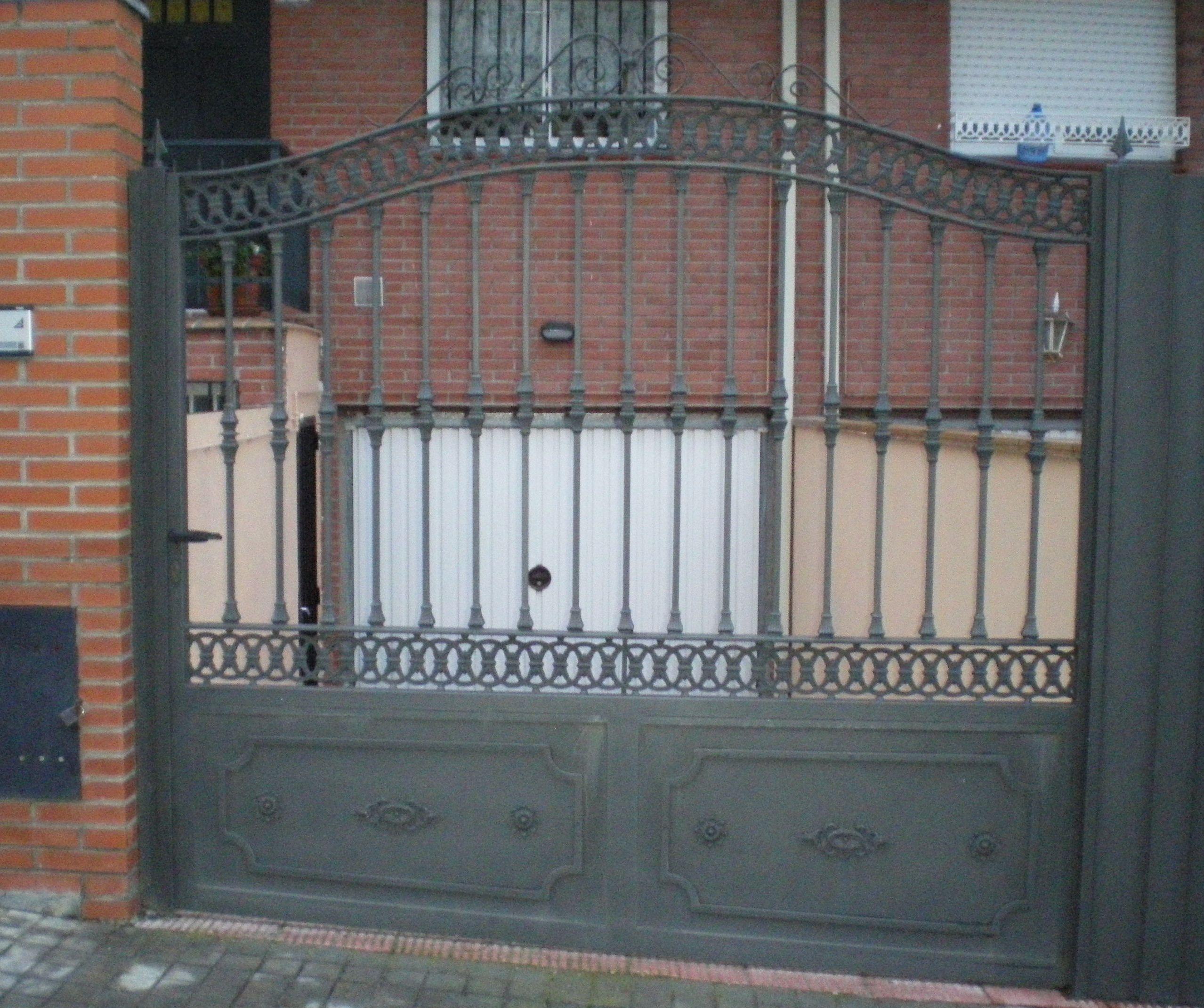 P10 - Puertas a medida