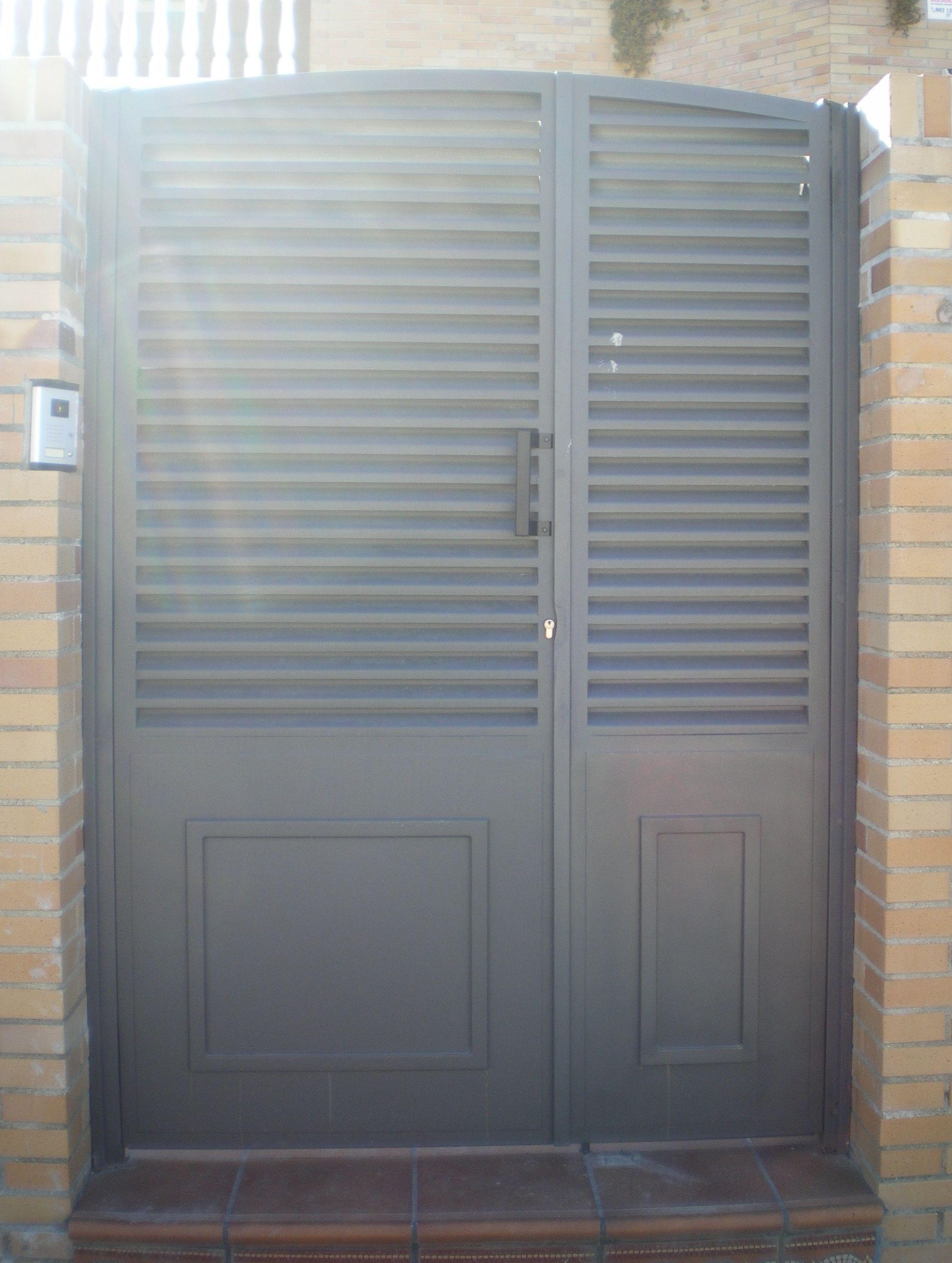 P39 - Puerta de acceso