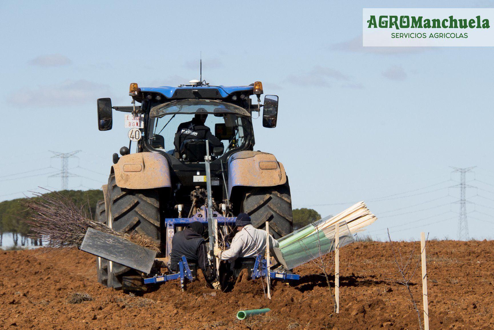 Servios agrícolas en Cuenca