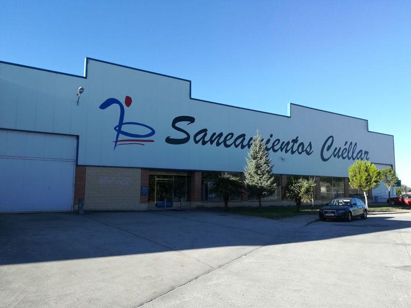Saneamientos Cuéllar en Segovia