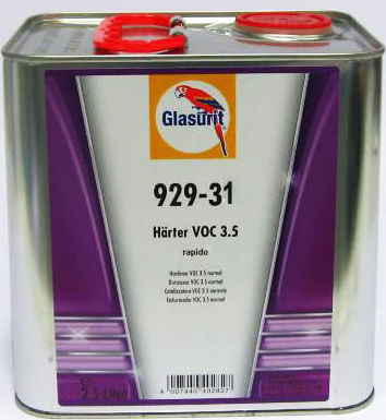 pintura Glasurit