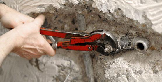 Reparación de averías de fontanería en Zaragoza