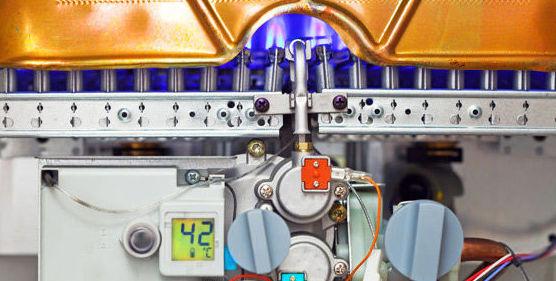 Instalación y mantenimiento de calderas y calentadores de gas