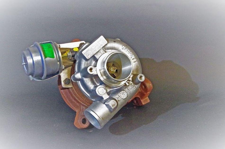 Reparación de turbos: Servicios de Inyelec, S.A. Bosch Car Service