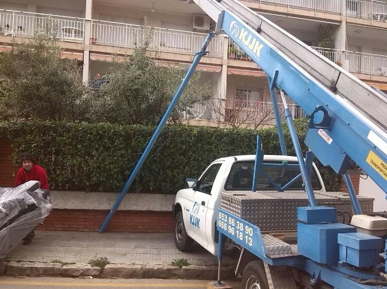 Foto 9 de Embalaje en Cerdanyola del Vallès | Kjjk Elevaciones y Mudanzas