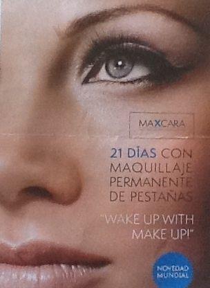 Maquillaje permanente de pestañas: Servicios de C. de Estética Soleika