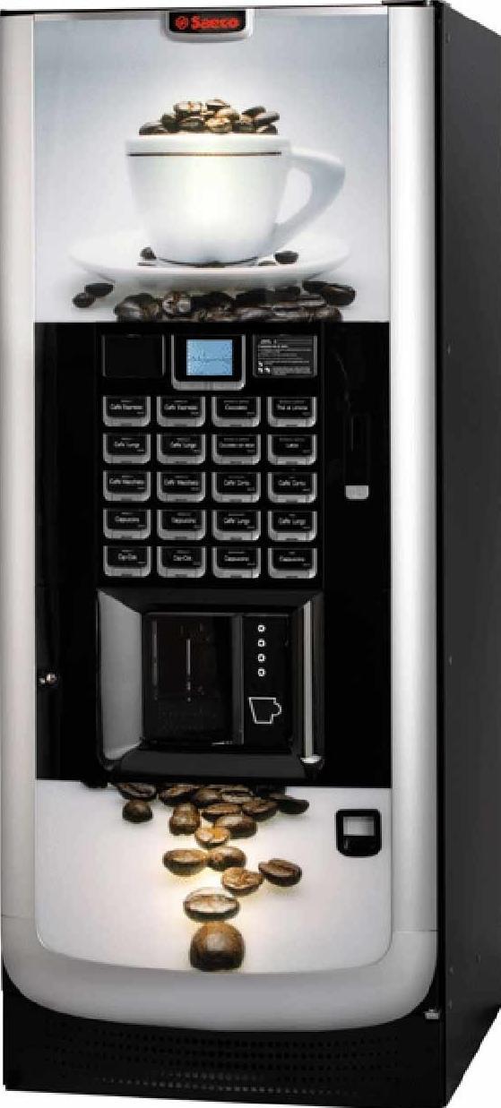 A Maquinas vending bebidas calientes: Máquinas expendedoras Mallorca de Cafès i Begudes