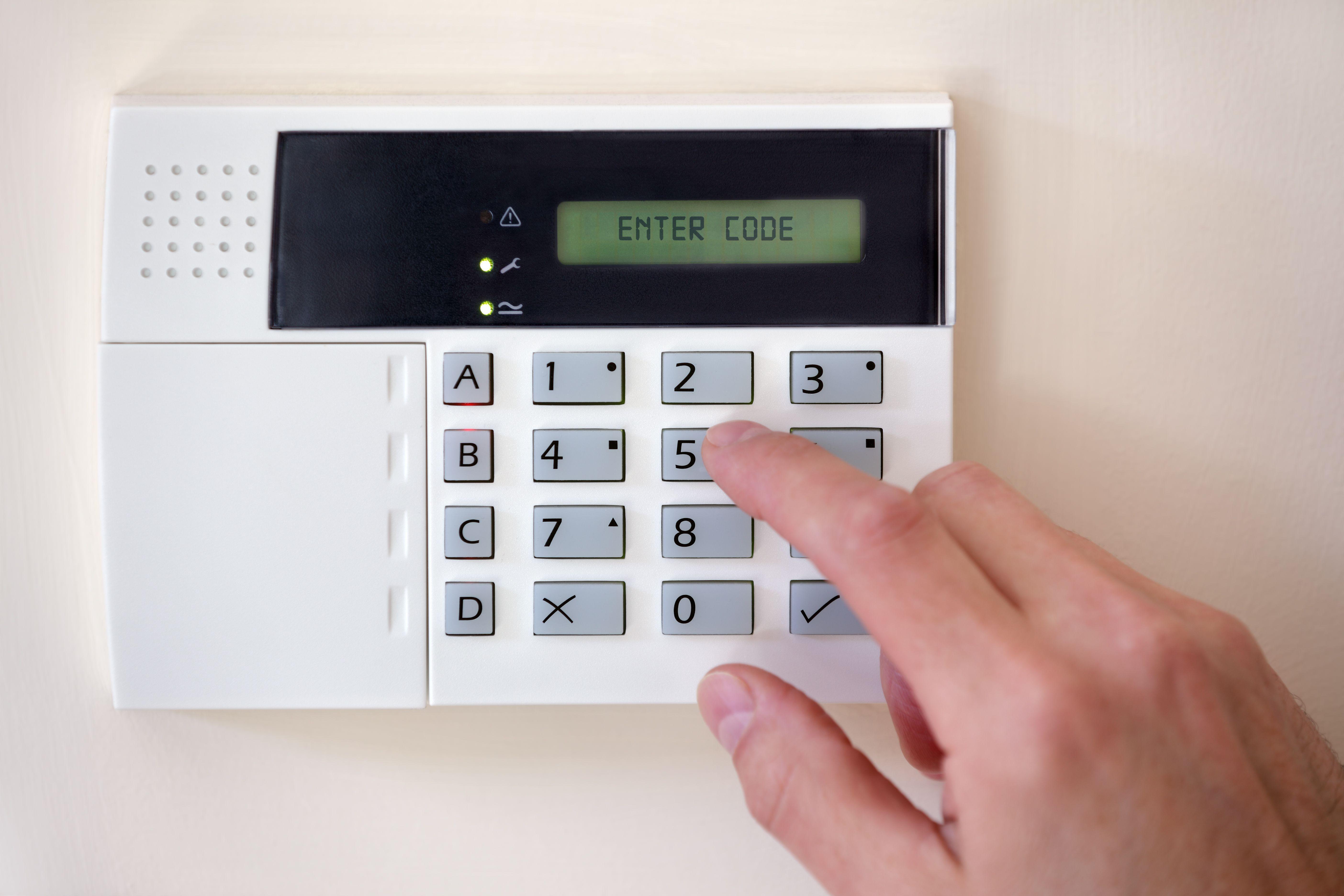 Instalación de alarmas en las Islas Canarias