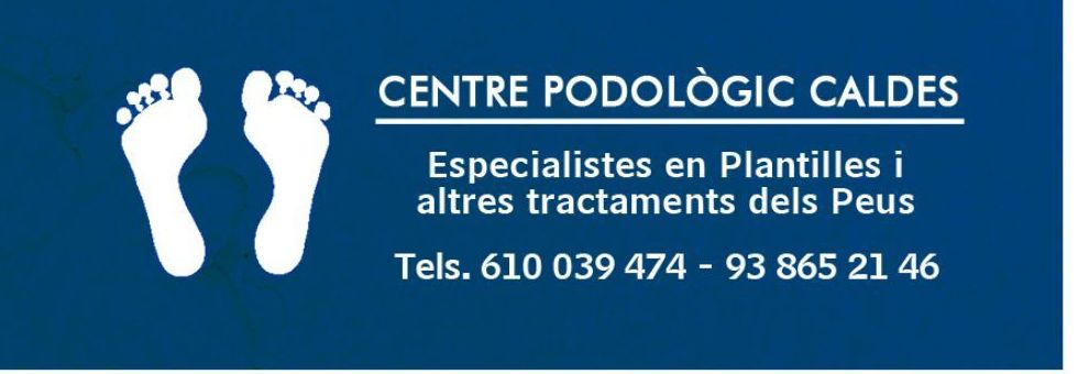 Foto 1 de Podólogos en Caldes de Montbui   Centre Podológic Caldes