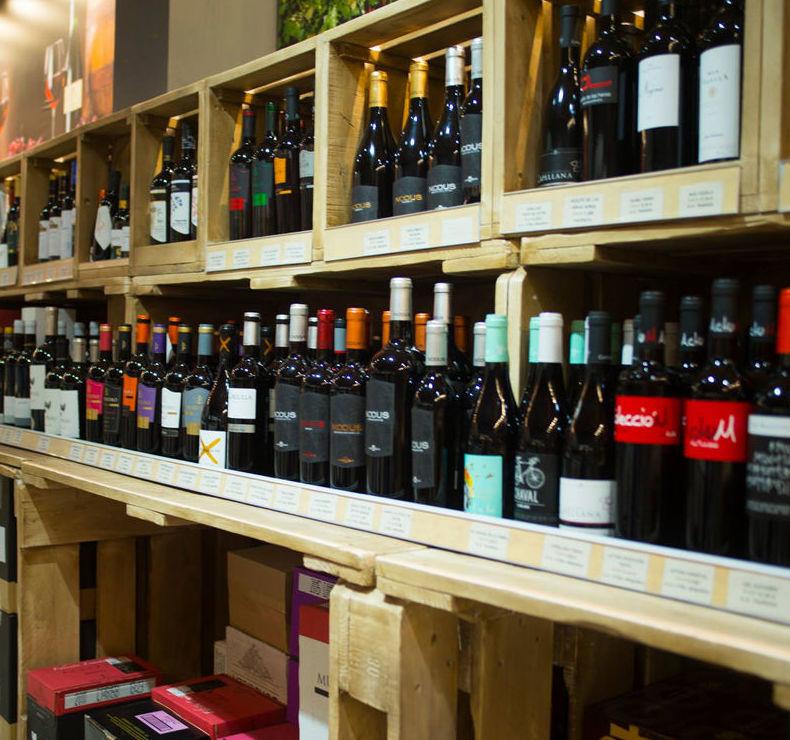 Oferta de vinos en Alicante