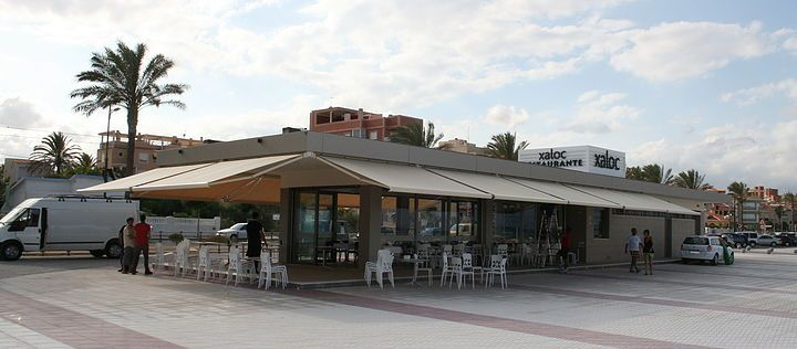 Toldos, persianas, cortinas y protección solar en Barcelona