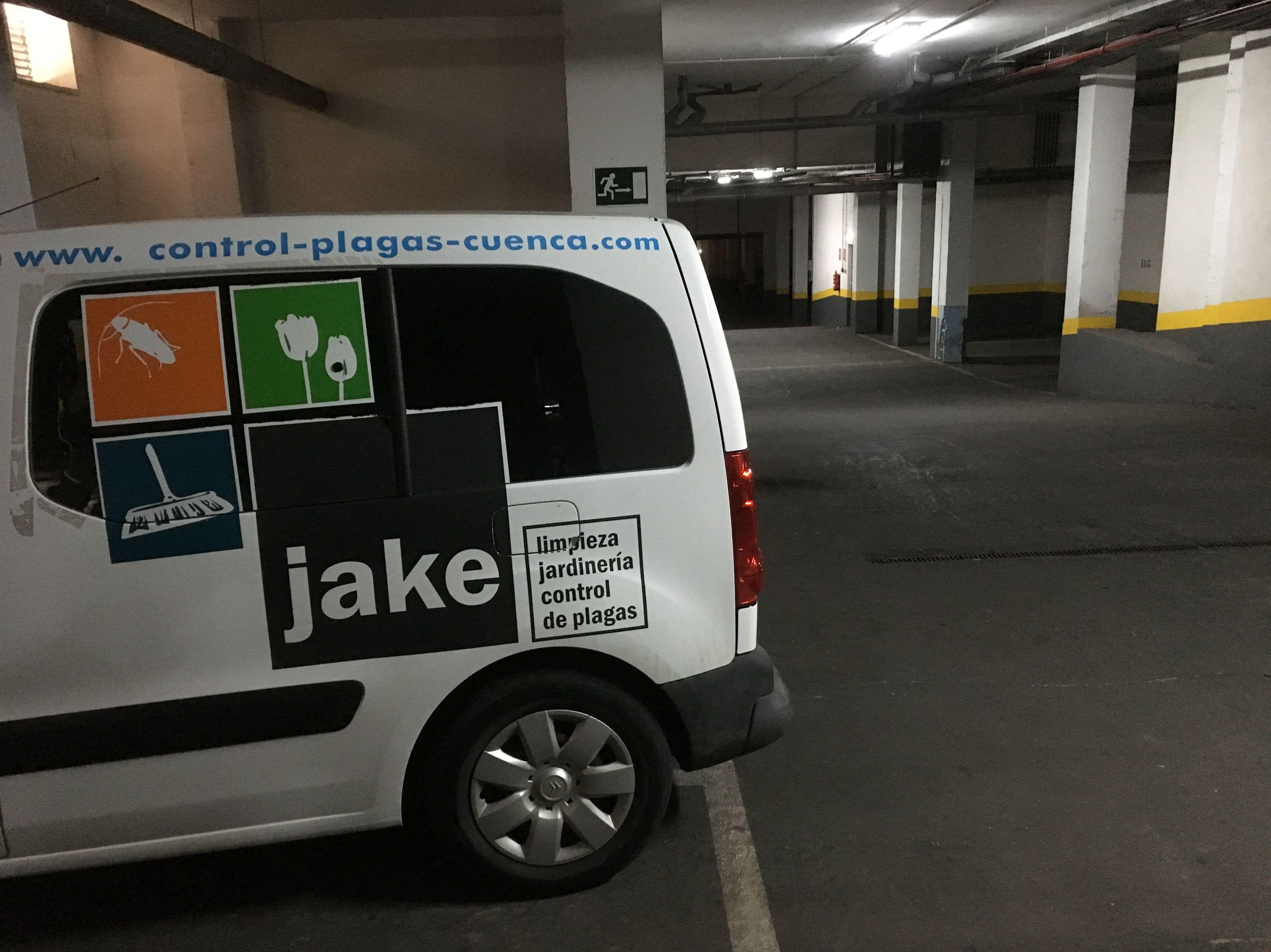Foto 8 de Desinfección, desinsectación y desratización en Cuenca | Limpiezas y Control de Plagas Jake
