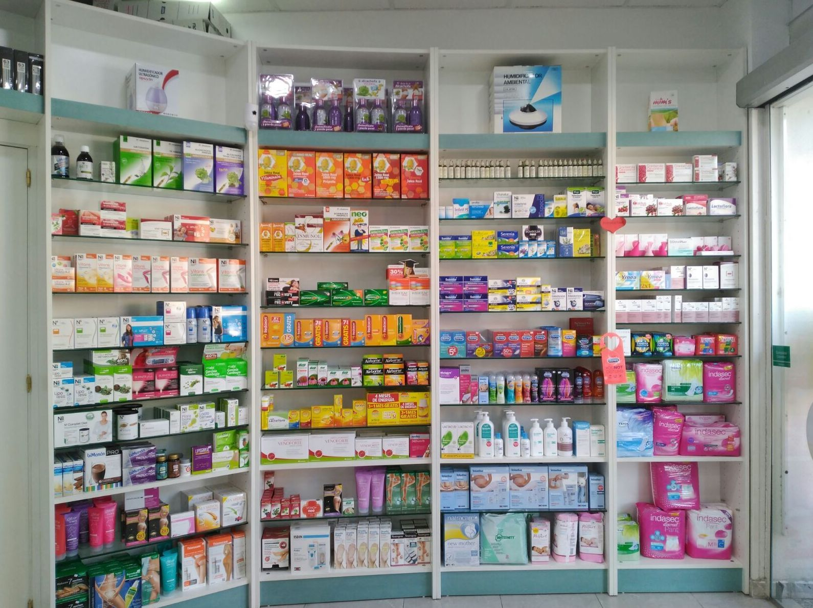 Farmacia Velasco Ramirez en Madrid