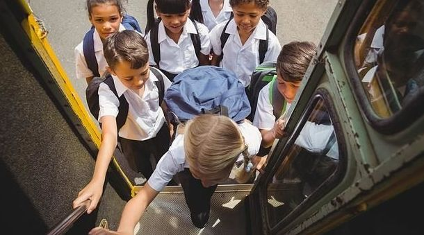 Como preparar una excursión en autocar par niños emn Madrid