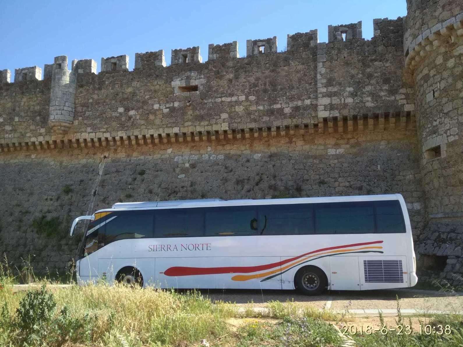 Foto 5 de Autocares en El Molar   Viajes Sierra Norte