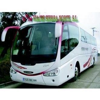 Circuitos: Autocares de Viajes Sierra Norte