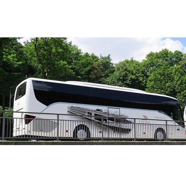 Transporte escolar: Autocares de Viajes Sierra Norte