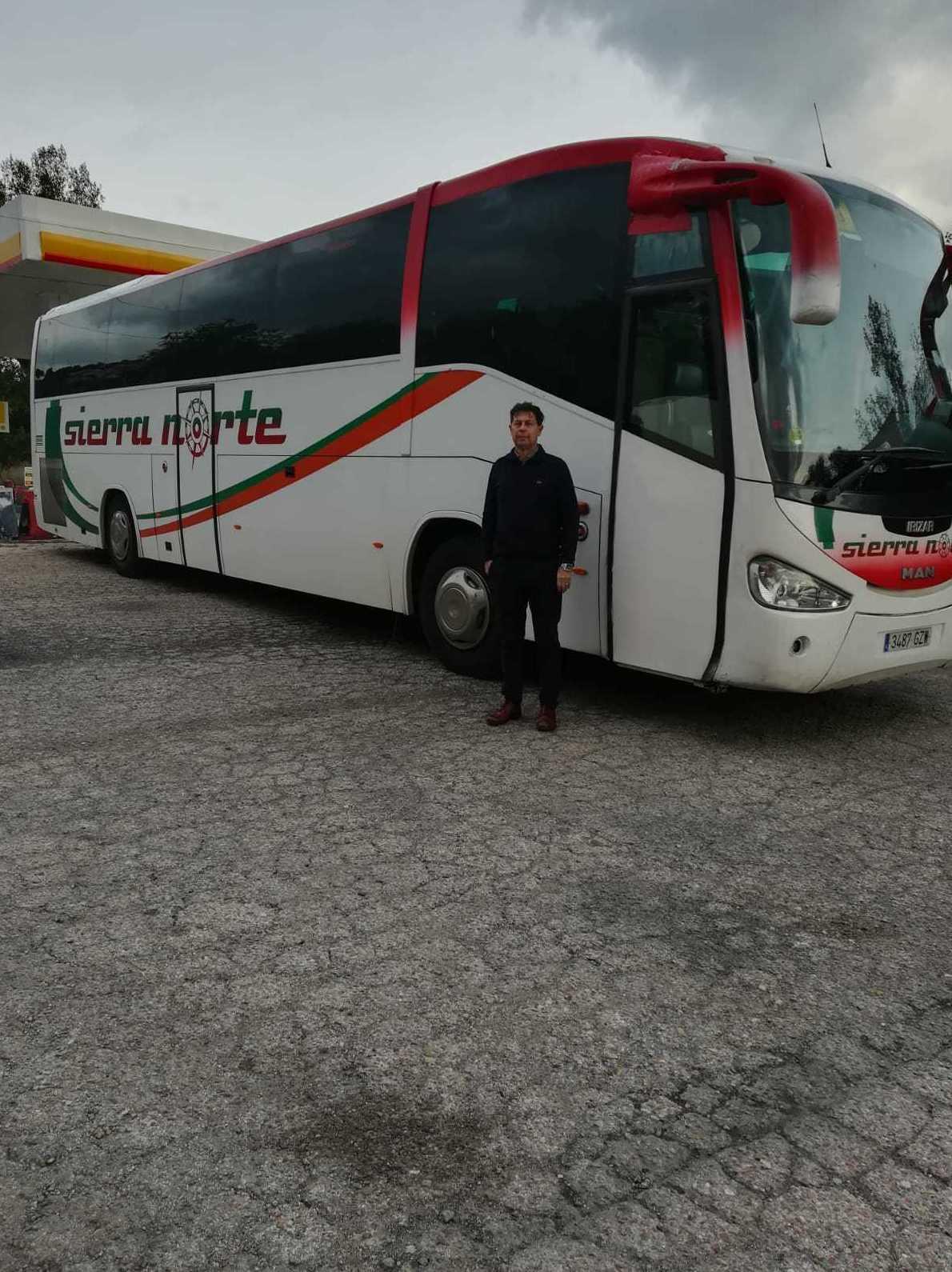 Foto 3 de Autocares en El Molar | Viajes Sierra Norte