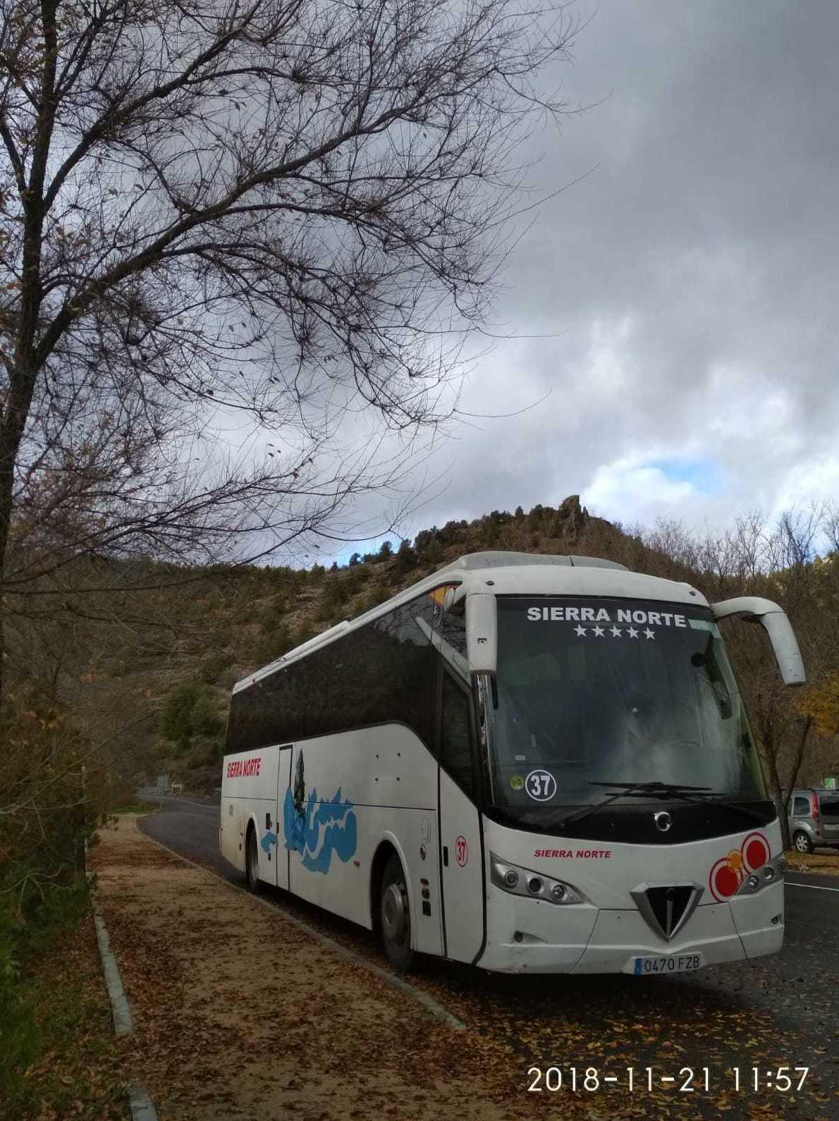 Foto 7 de Autocares en El Molar | Viajes Sierra Norte