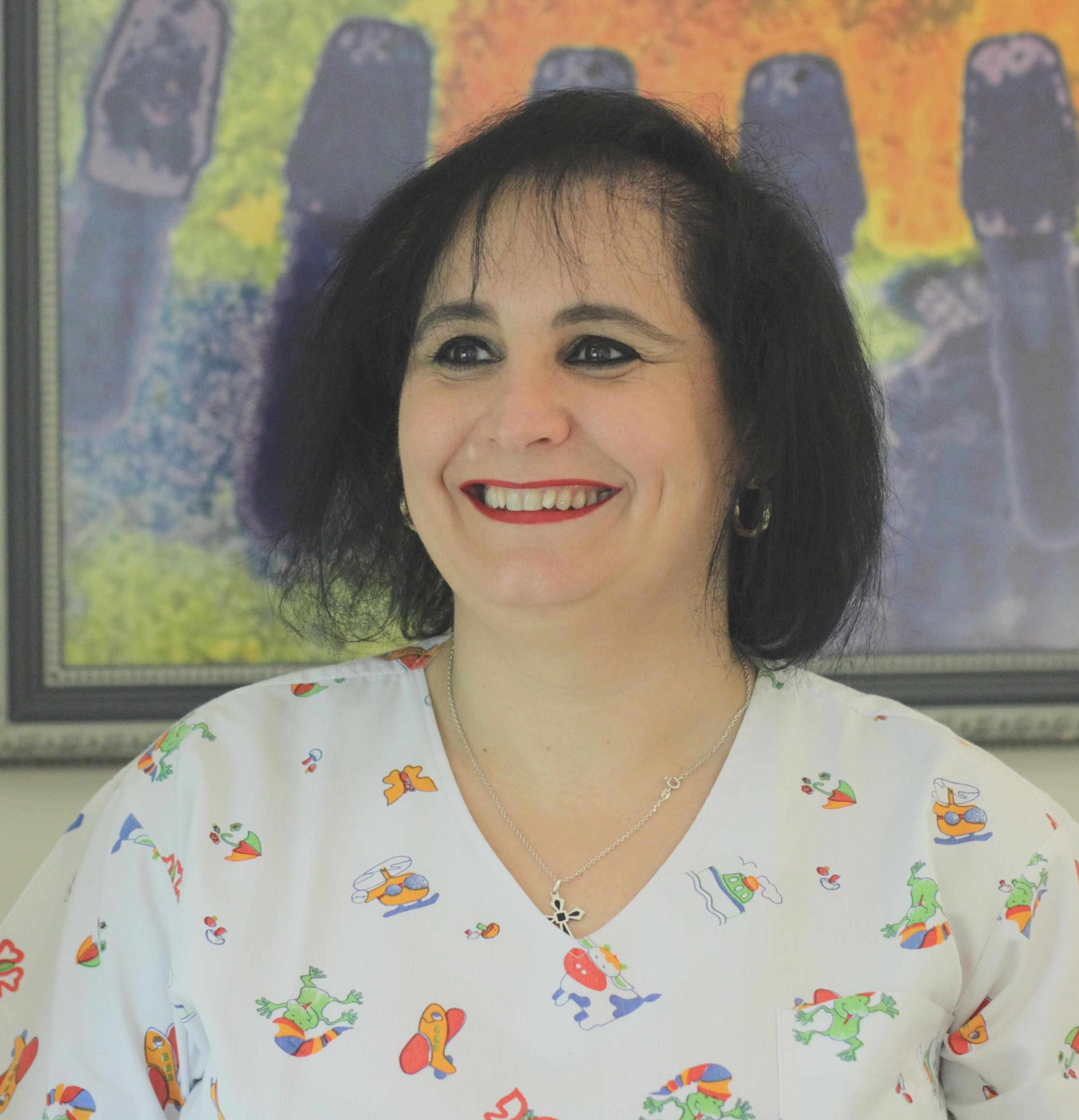 Sra Inma Garcia  Hernandez (Higienista)