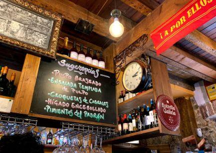 Menú diario en Asturiasd