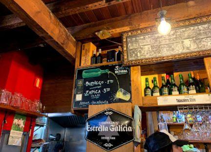 Tapas de la tierra en Asturias