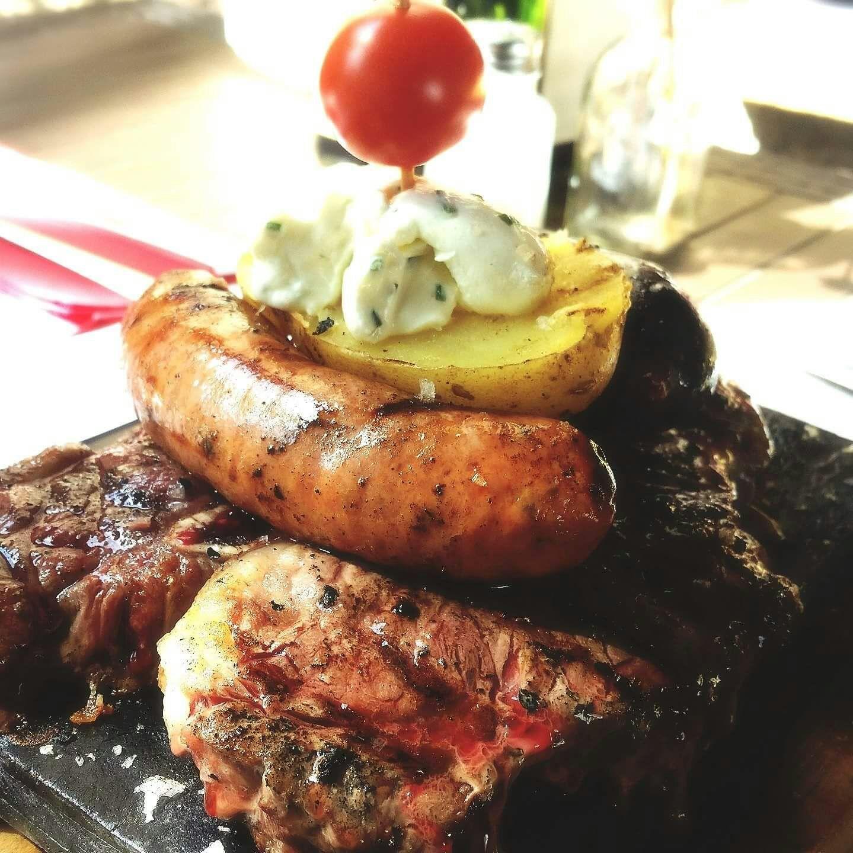 Carnes a la brasa: Nuestros platos de La Vida Sigue