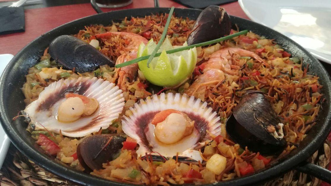 Menú diario en Castelldefels