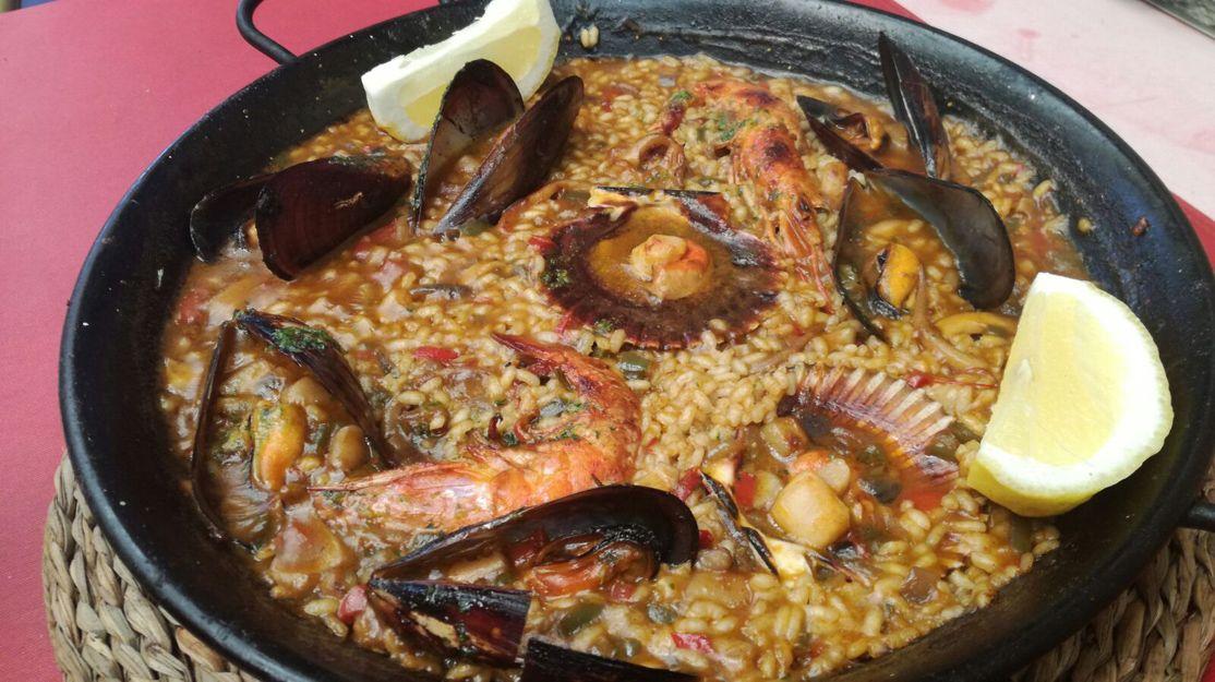 Restaurante con menú diario en Castelldefels