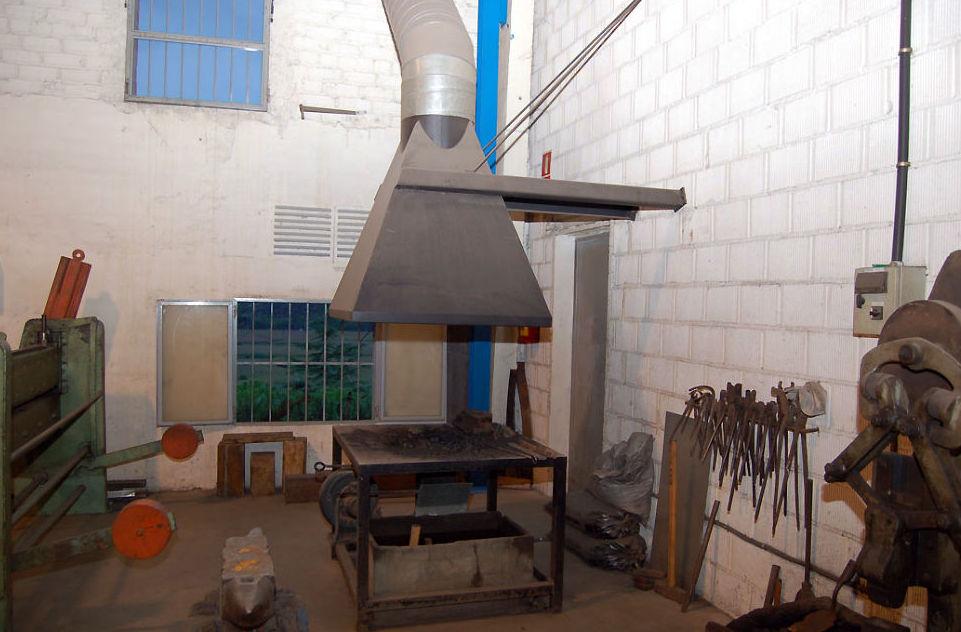 Trabajos de forja artística y decoración en Lleida