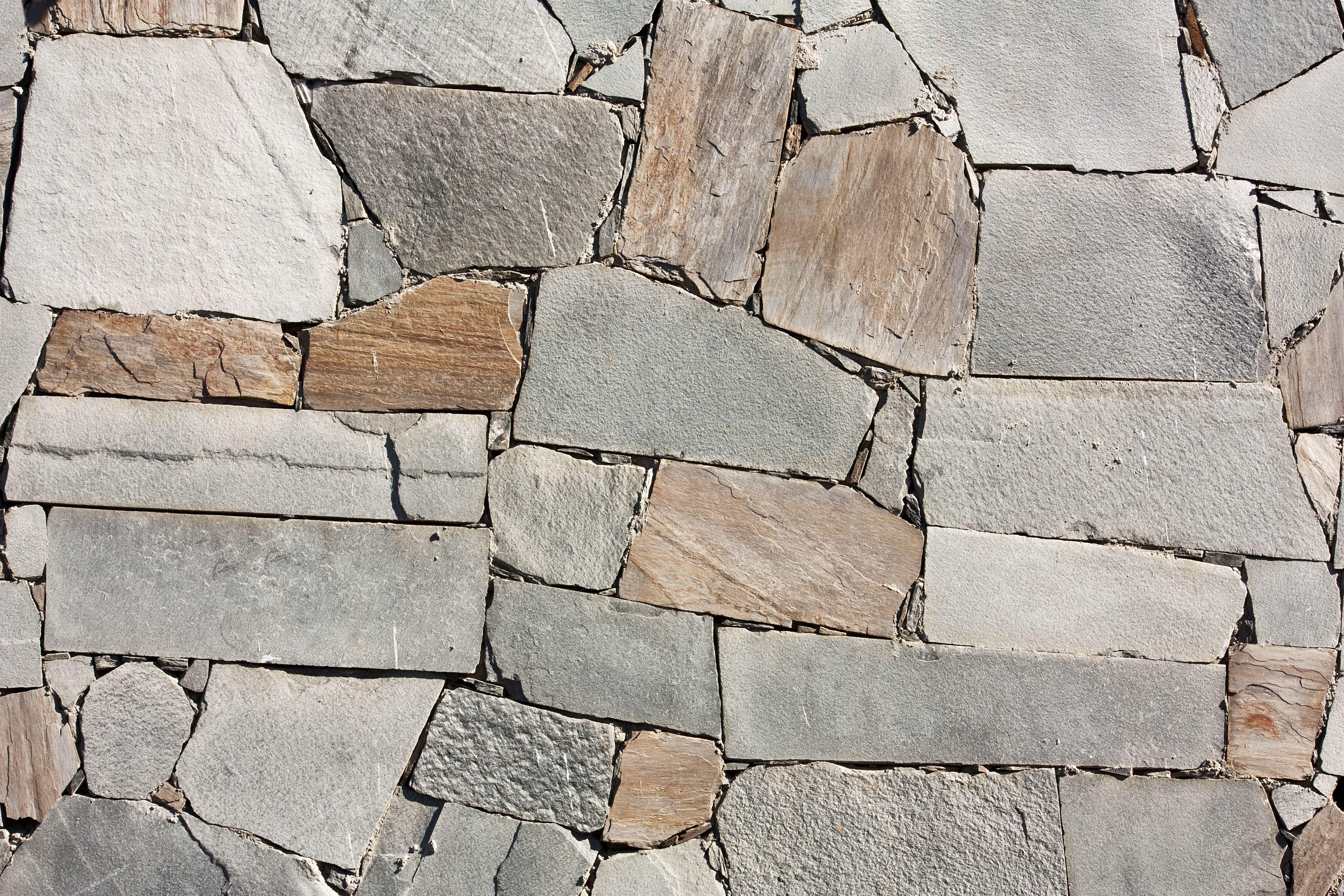 Colocación de piedra natural en exterior Coruña