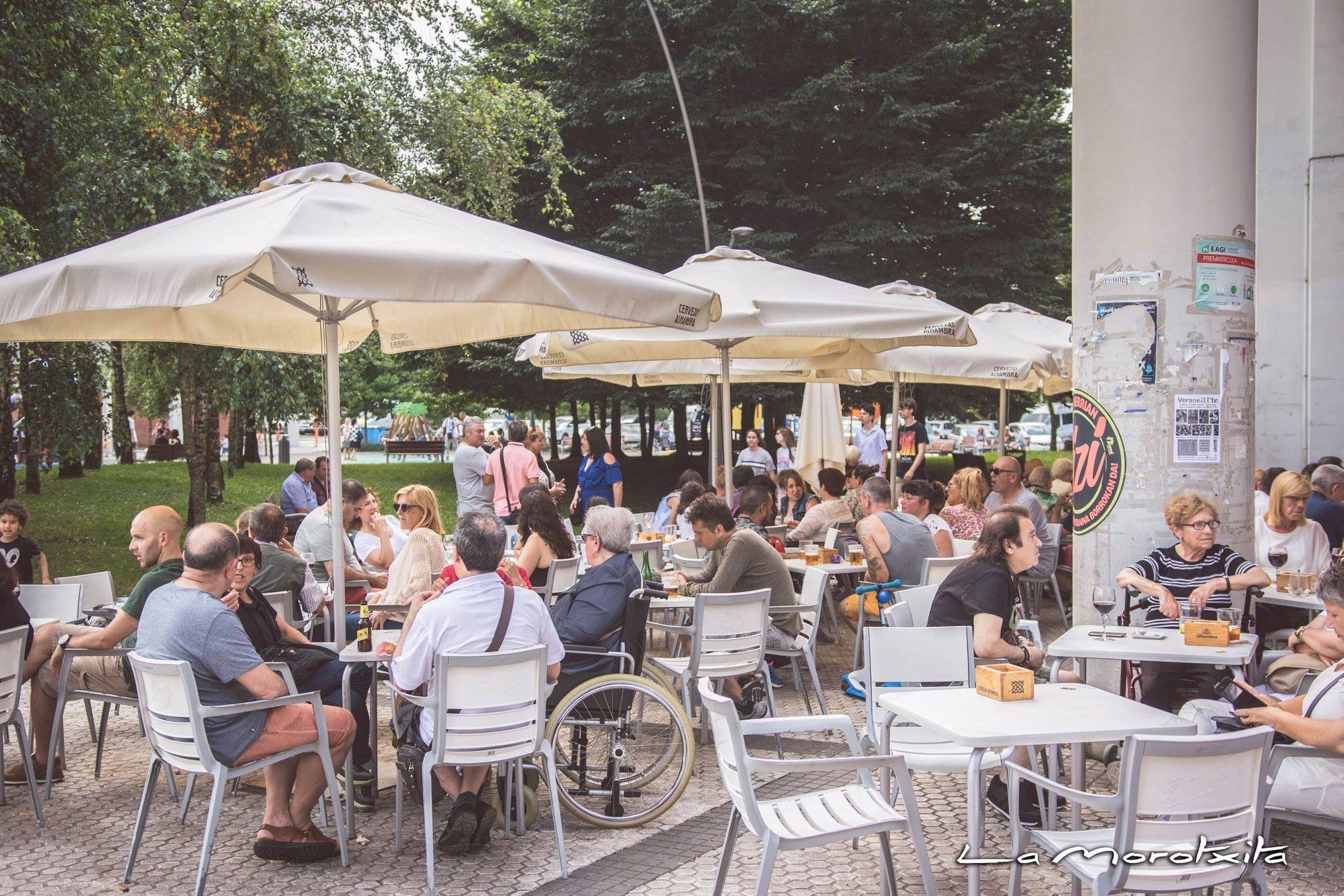Foto 13 de Restaurantes en Donostia | La Morotxita
