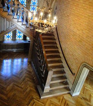 Restauración de parquets centenarios casa catalogada en Sant Cugat del Vallès