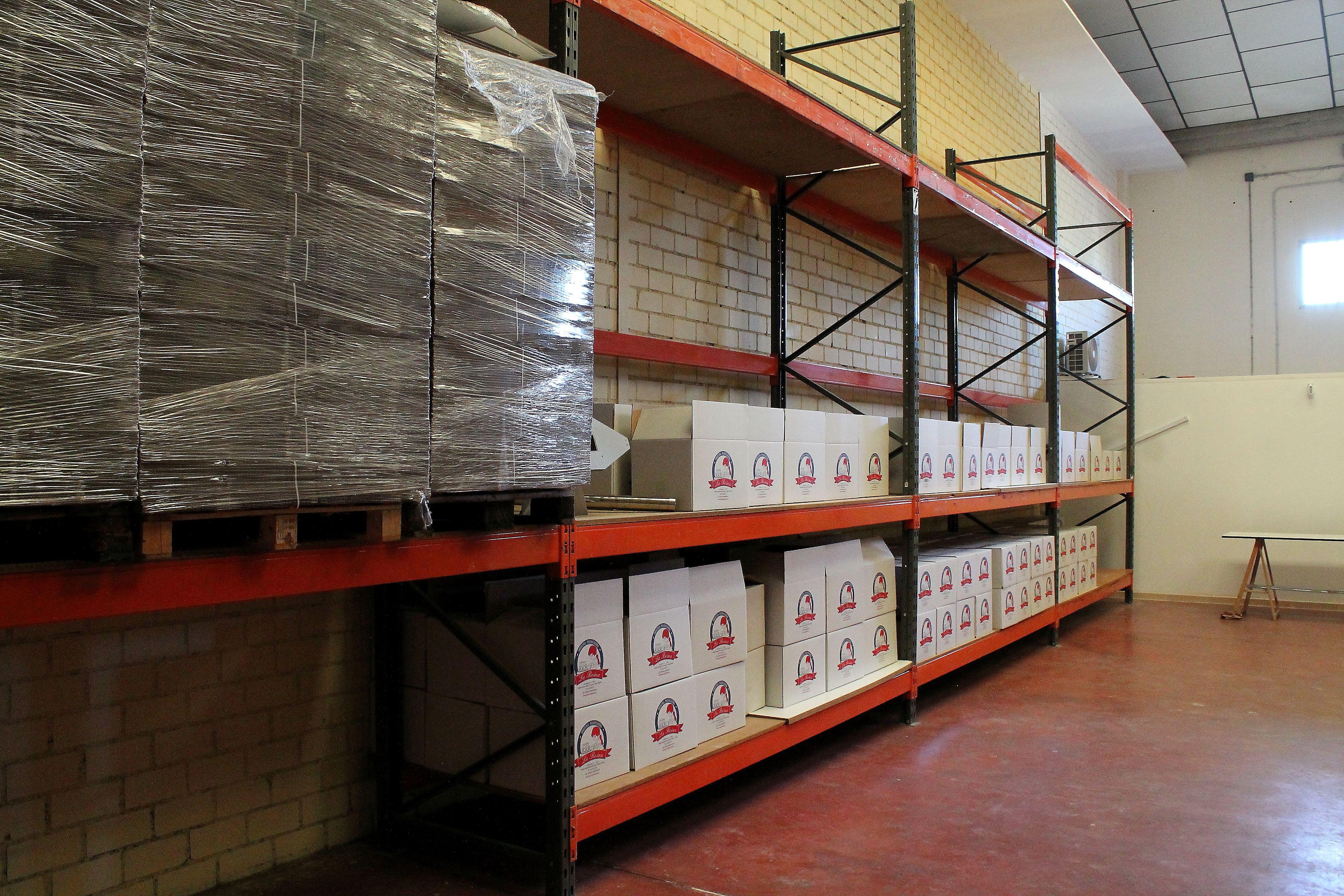 Distribución de azúcar glass en Alcobendas, Madrid