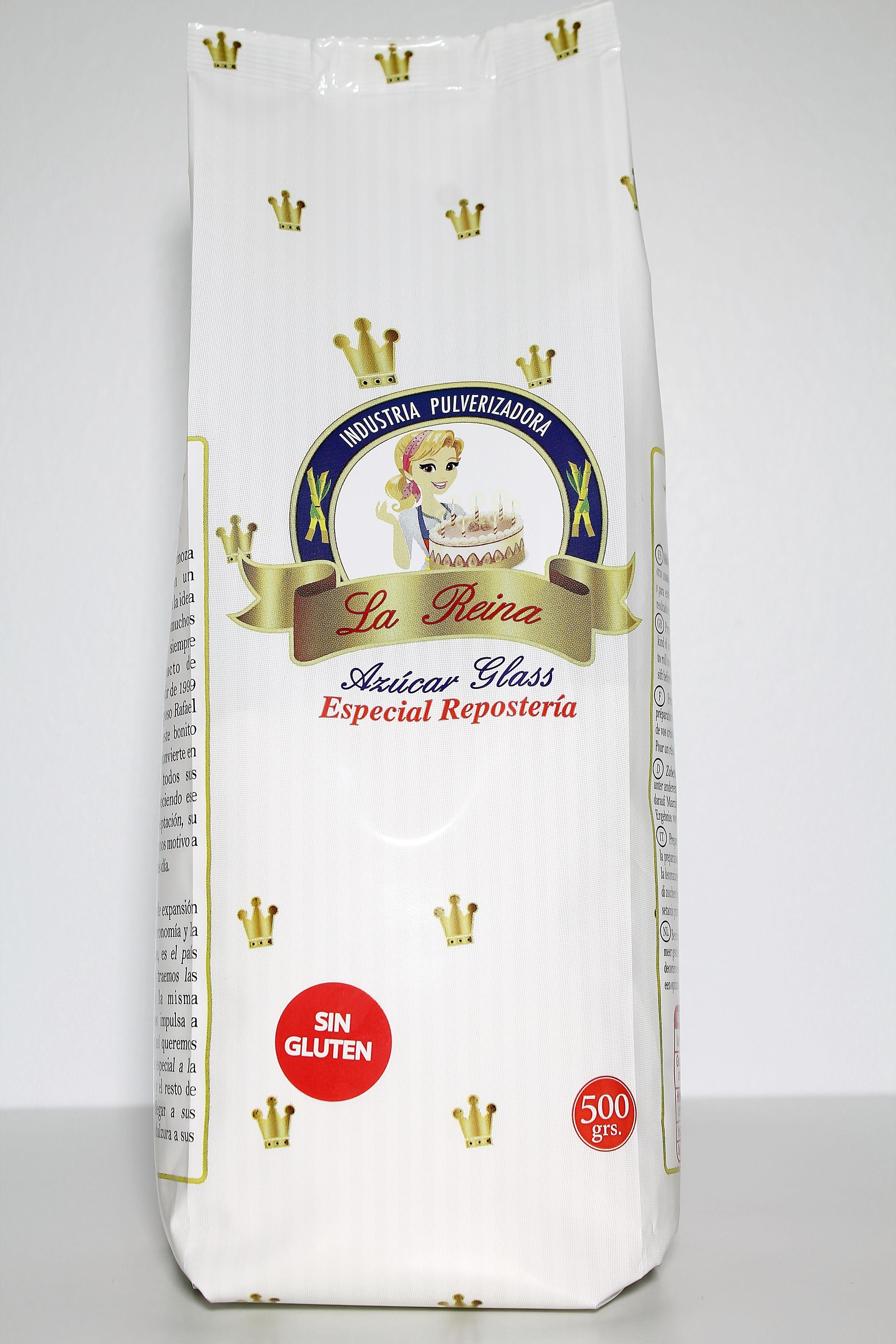 Azúcar glass para Alcobendas en varios formatos