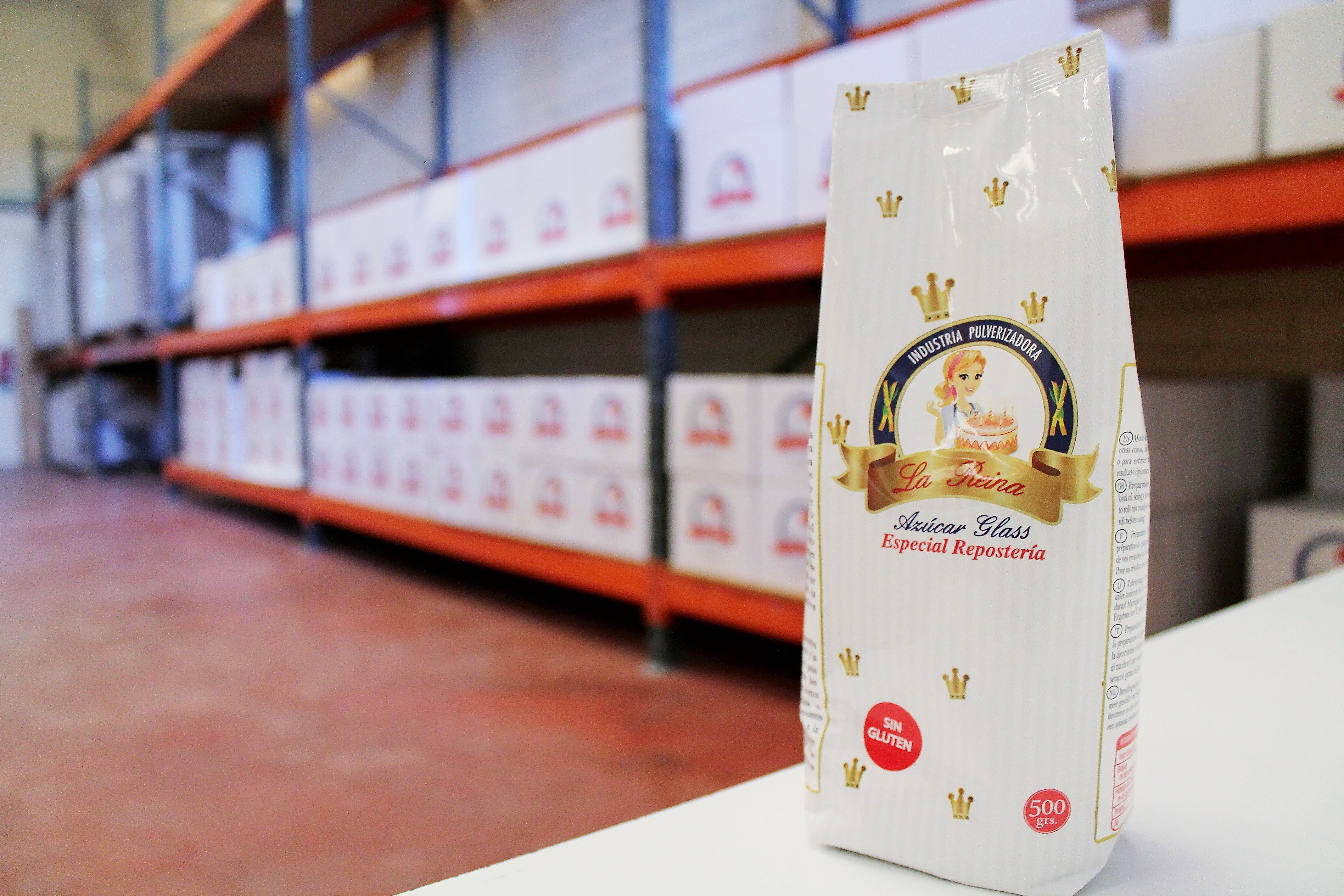 Fabricantes de azúcar glass en Alcobendas
