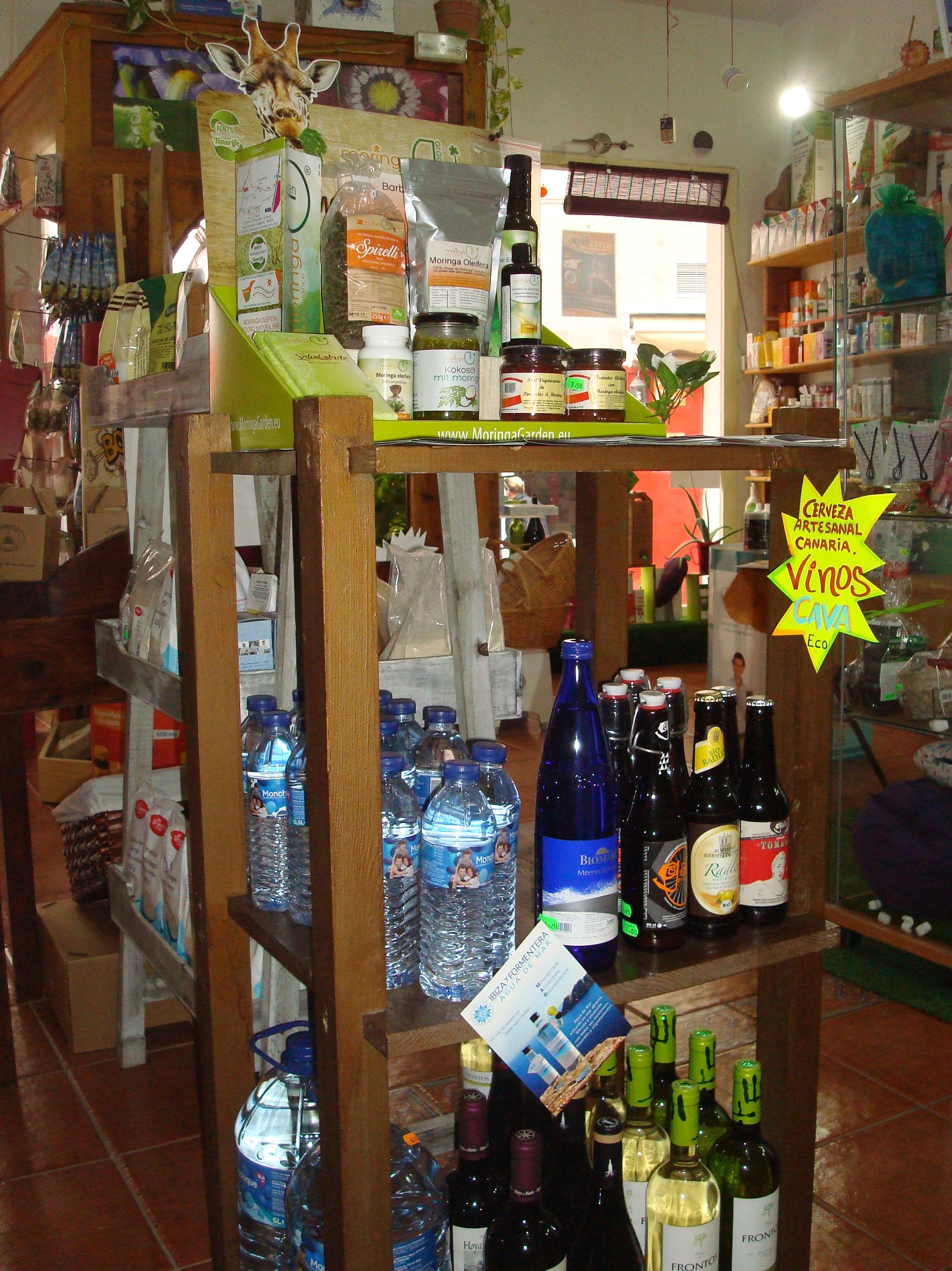Bebidas ecológicas y artesanales