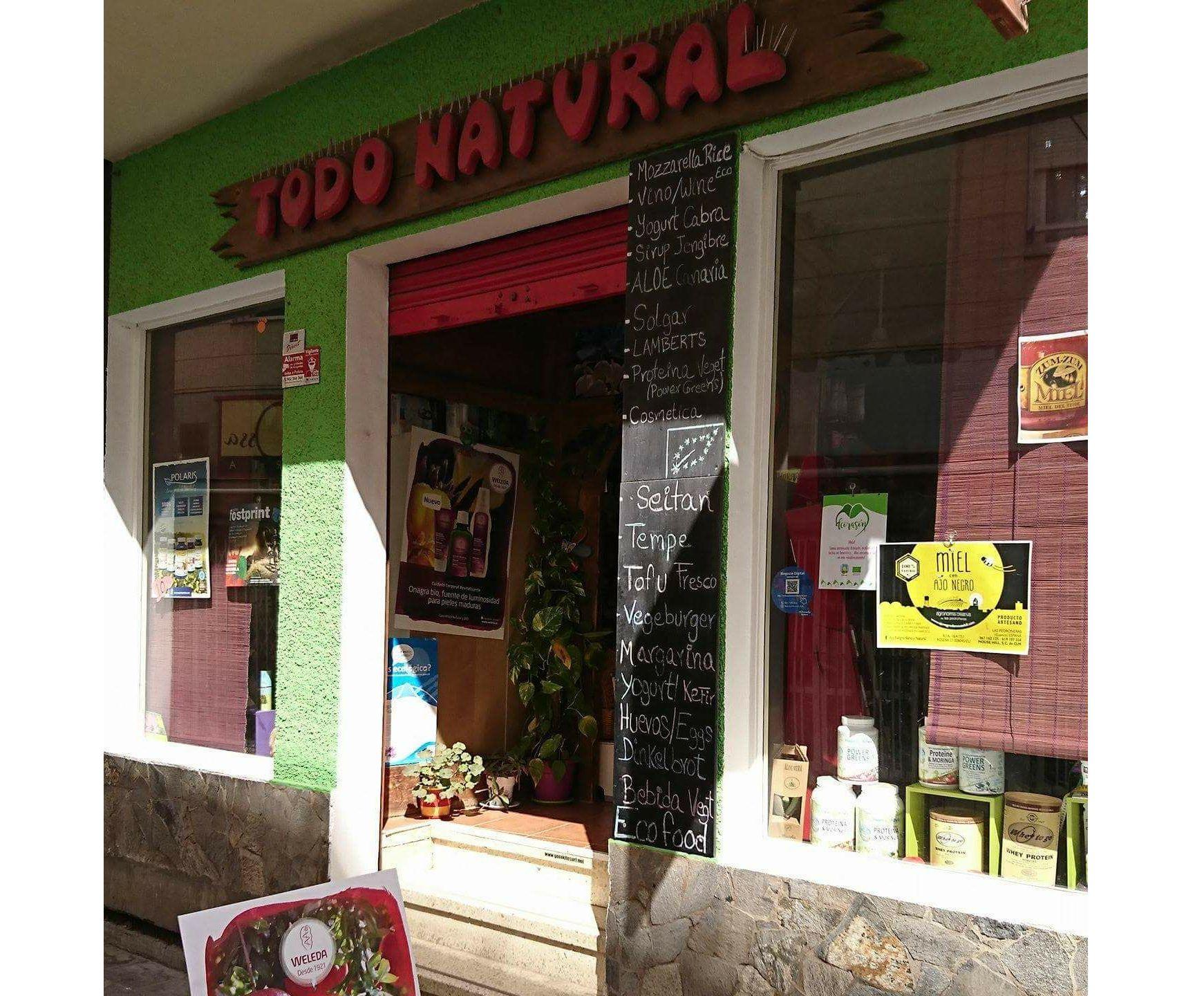 Tienda de productos ecológicos en Tenerife sur