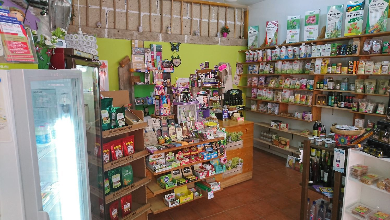 Productos ecológicos en Tenerife Sur