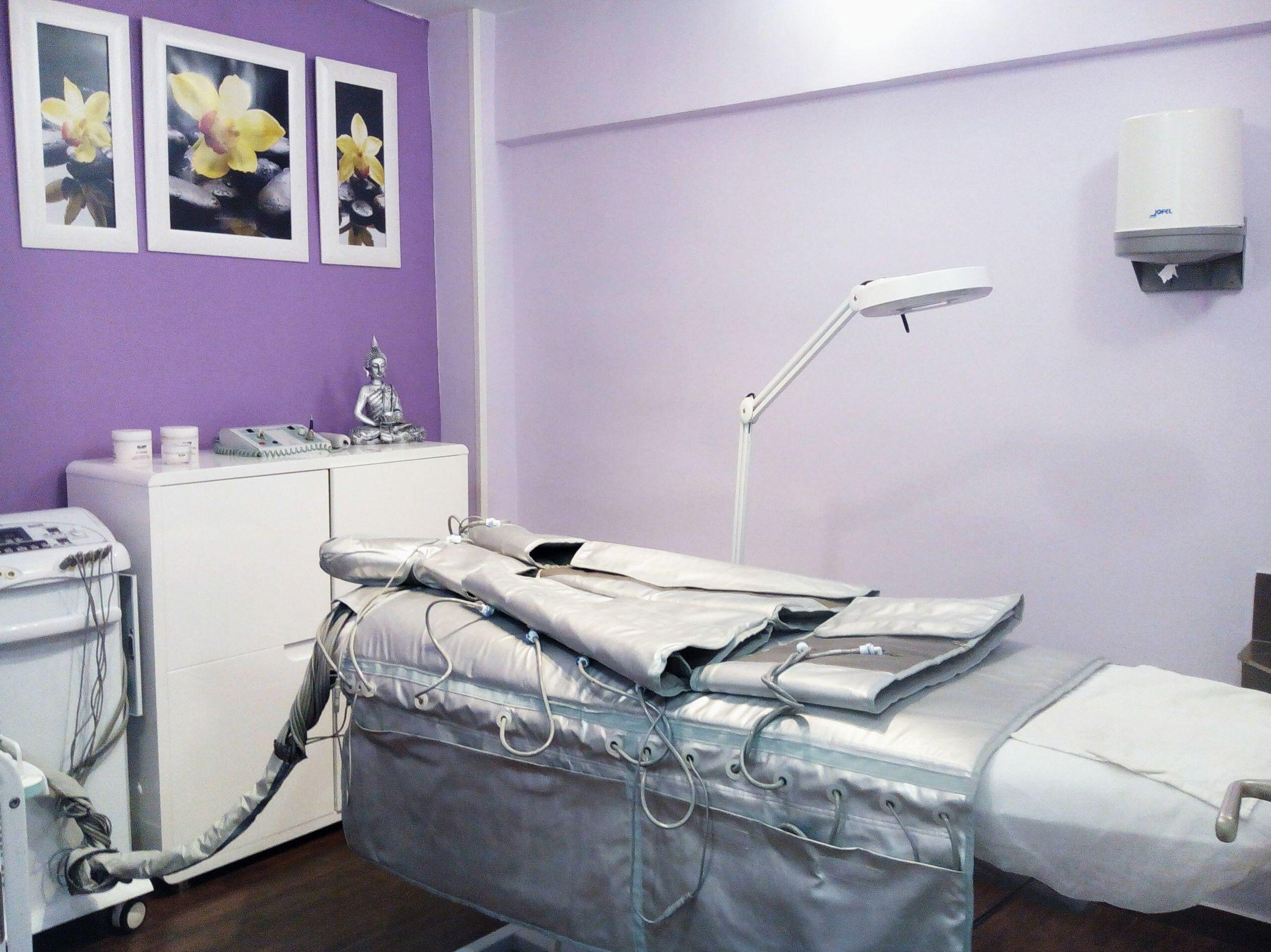 cavitación y presoterapia en Barrio del pilar la vaguada