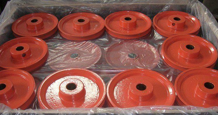 Poleas: Productos de Sucer Roller, S. L.