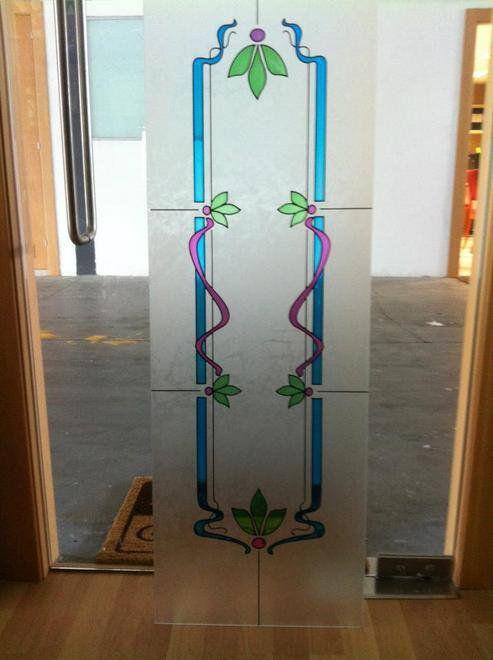 Vidrios decorativos: Servicios de Cristalería D'spejo
