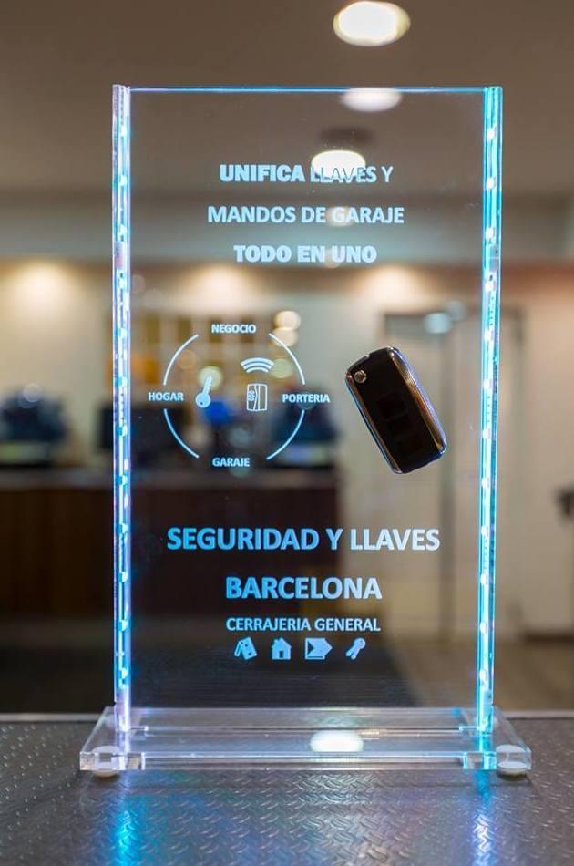 Igualamiento de llaves: Servicios de Seguridad y Llaves Barcelona