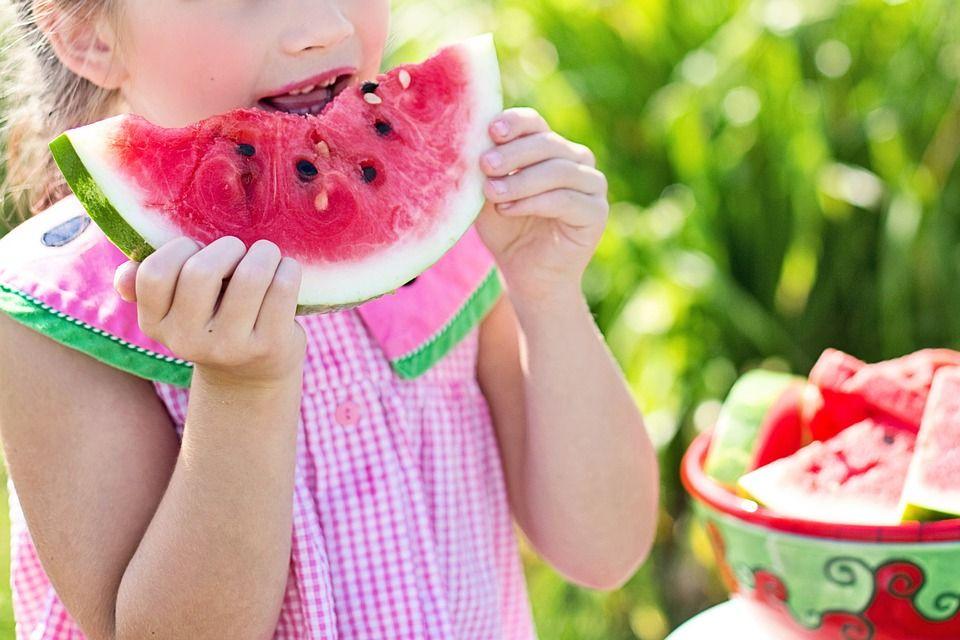 Nutrición infantil en Burela