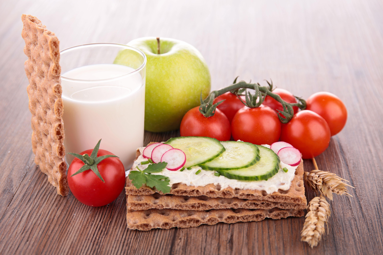 Te ayudamos a comer de forma saludable